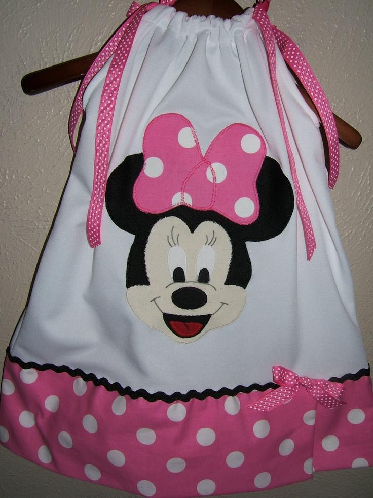 Minnie Mouse Pillowcase Dress & Best 25+ Minnie dress ideas on Pinterest   Minnie mouse toddler ... pillowsntoast.com