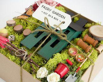 fairy gardens – Etsy