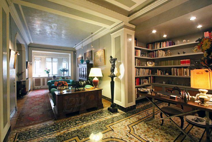 the study corner