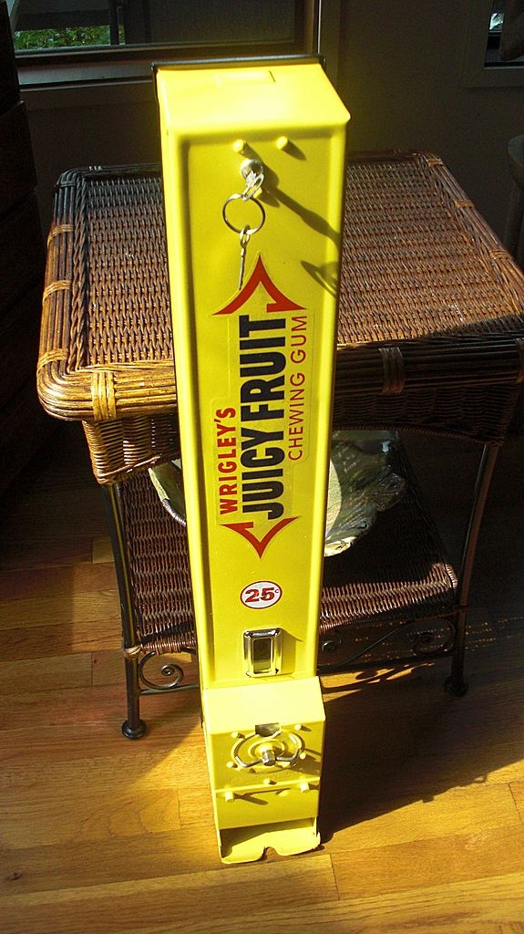 JuicyFruit...............   Vintage Vending   Pinterest ...