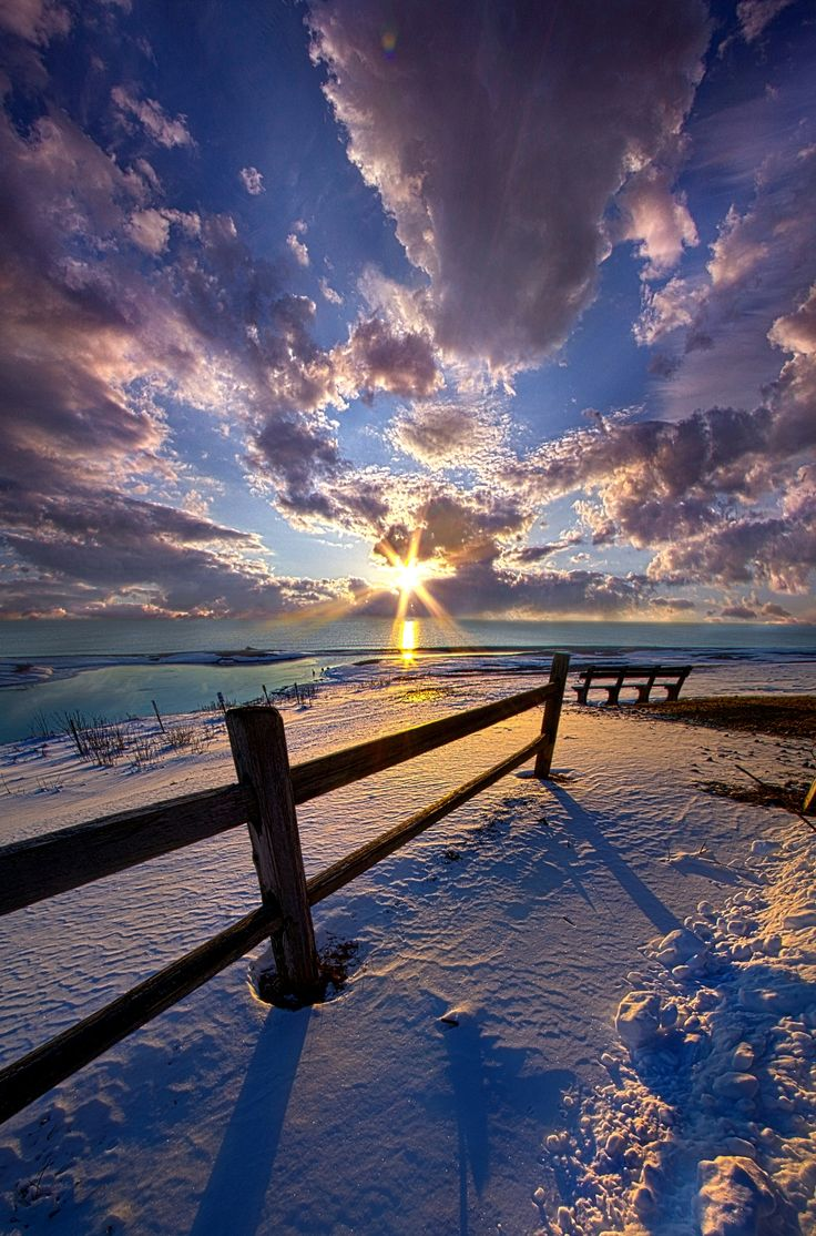 """And I Will Give You Rest. - """"Come to me, all you who are weary and burdened, and I will give you rest."""" Matthew 11:28 Wisconsin Horizons By Phil Koch. http://phil-koch.artistwebsites.com"""
