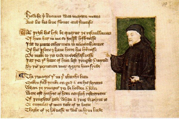 a life history of geoffrey chaucer the poet Everyman classics geoffrey chaucer biography chaucer, geoffrey   he was born geoffroy de chaucer (c 1342 / 43—1400) his family name is.