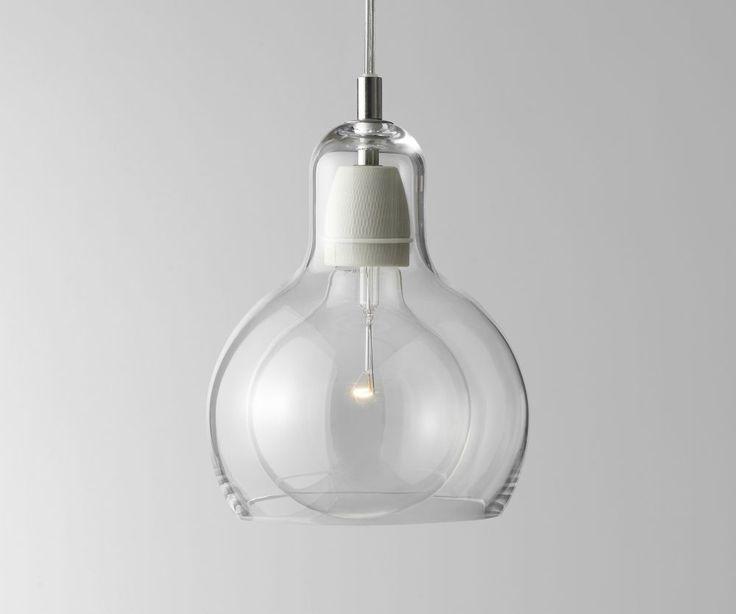 &Tradition,Lampa wisząca Mega Bulb - różne kolory - SKANDYNAWSKIE.PL