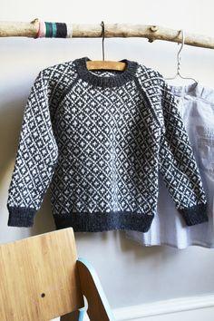 Faroe Sweater - pattern from englegarn.dk
