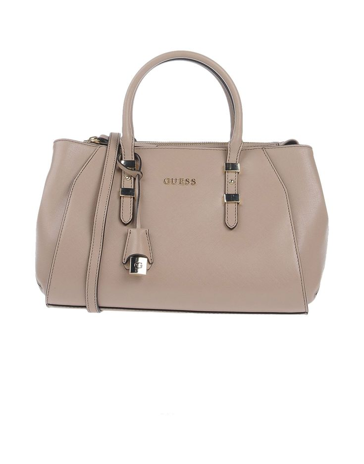 Buy NOW  GUESS Handbags - http://www.fashionshop.net.au/shop/yoox/guess-handbags-4/ #45326726, #BasicSolidColour, #DoubleHandle, #FauxLeather, #Guess, #InternalZipPocket, #Item, #LinedInterior, #Logo, #Medium, #RemovableShoulderStrap, #SatchelBags, #Yoox, #ZipClosure #fashion #fashionshop