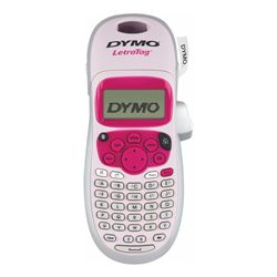 Dymo Letratag 100H Handheld labeller - Pink at $37.88 in Label Machine. I need a label maker!