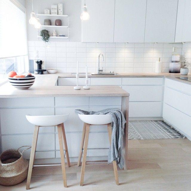 kj kken kitchen pinterest k che pastell k che und k chen essbereich. Black Bedroom Furniture Sets. Home Design Ideas