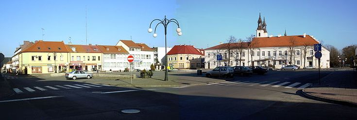 Wieluń, Poland