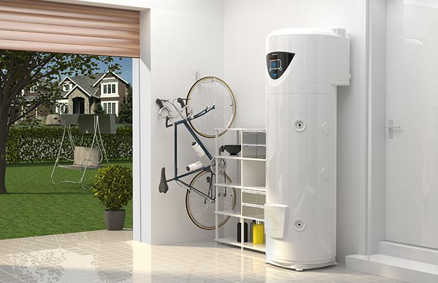 Découvrez le nouveau chauffe-eau thermodynamique d'Ariston, un concentré de technologies de pointe pour offrir tout le confort en eau chaude sanitaire et servir l'efficacité énergétique. #maisonAPart