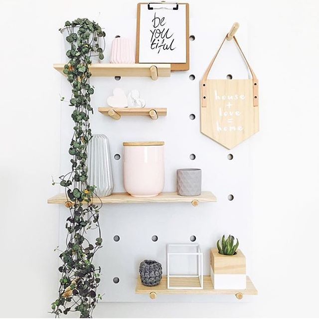 Photo ➡️ @mel_zag | #kmart peg board