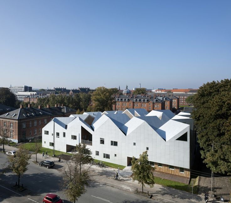 Centre For Cancer And Health / Nord Architects #architecture #healthcare