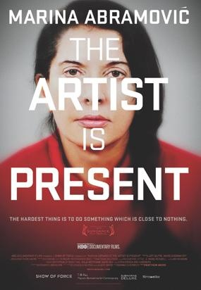 Marina Abramovic One of the greatest performance artists