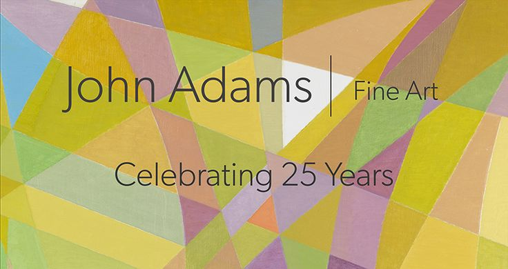 We're beginning to get excited about our forthcoming 25th Anniversary Exhibition, opening on 10th November!   For more information about the exhibition or the Gallery's 25 year history on Ebury Street please visit our website: http://www.johnadamsfineart.com/exhibitions/