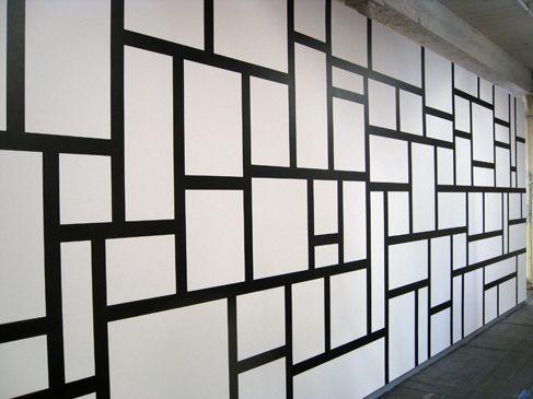 MASS MoCA :: Sol LeWitt :: Wall Drawing 614