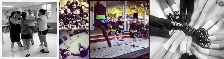 Burke Connolly Academy Of Irish Dancing Atlanta Irish Dance Dance Decor