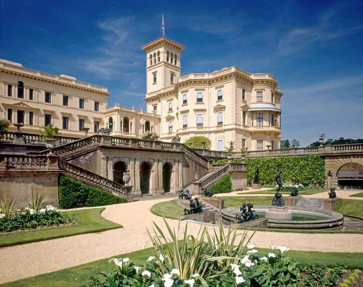 Osborne House The Family Home Of Queen Victoria And Prince Albert Offers A Majestic Setting For Your Wedding In Isle Wight