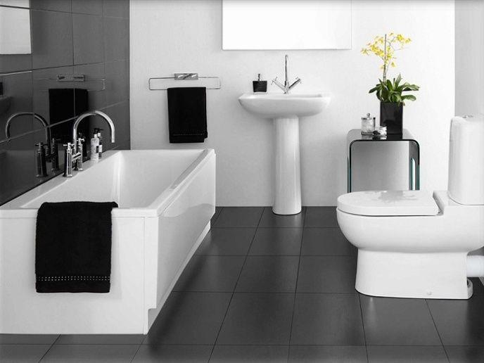 Die besten 25+ Minimalist bathroom paint Ideen auf Pinterest - badezimmer 50er jahre