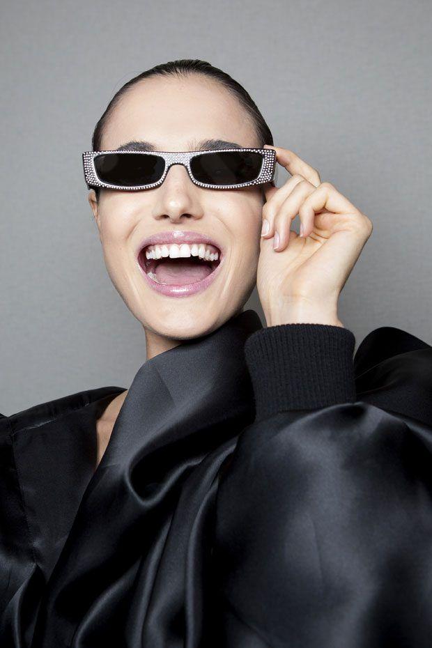 68c8525db27df Las gafas de Alain Mikli X Alexandre Vauthier están inspiradas en ...