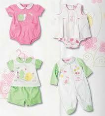 Resultado de imagen para ropa de bebe recien nacido para niña carters