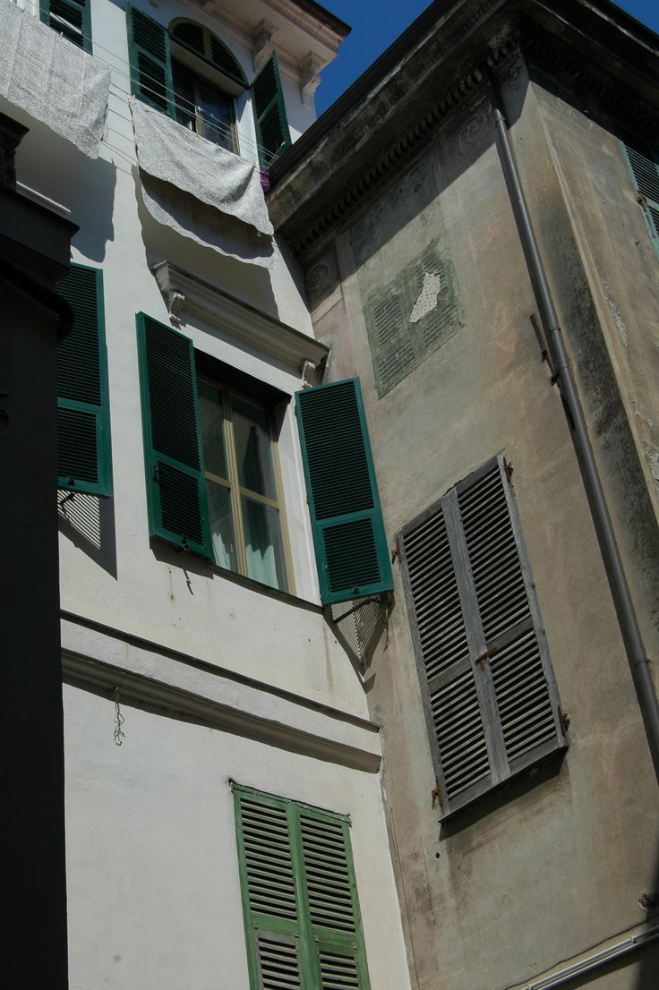 Ventimiglia (IM), Casa Fenoglio (XVI sec.)