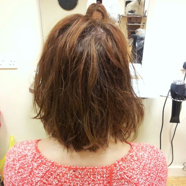 Before #yuko #straightening #hair #academyhairsalon