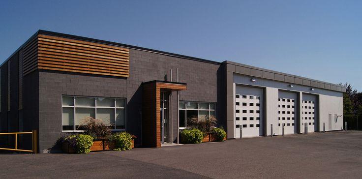 Caserne - Groupe Leclerc Architecture & Design