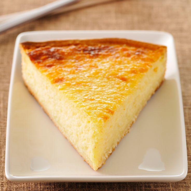 Découvrez la recette flan pâtissier à la noix de coco sur cuisineactuelle.fr.