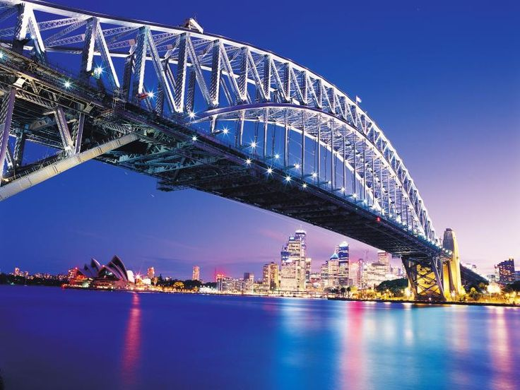 Free HD Wallpapers for your computer: Bridge in sydney