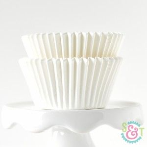 Just imagine the sweet sigh of relief you could let out if you knew the liners on your beautiful batch of cupcakes would stay deliciously bright and vibrant once baked in. At Sweets & Treats, we understand that deliciousness is in the details –and presentation of your precious creations matters. That's why we've created BakeBright™ premium greaseproof baking cups, a one-of-a-kind cupcake liner made with our exclusive, natural, super-thick greaseproof paper. While traditional liners can g...