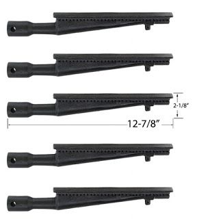 Grillpartszone- Grill Parts Store Canada - Get BBQ Parts, Grill Parts Canada: Grill Zone Burner | Replacement 5 Pack Cast Iron B...
