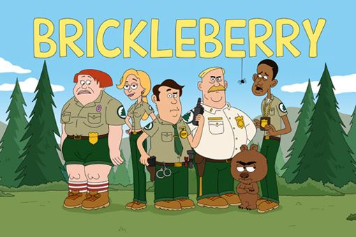 Brickleberry..so inappropriate and amazing!