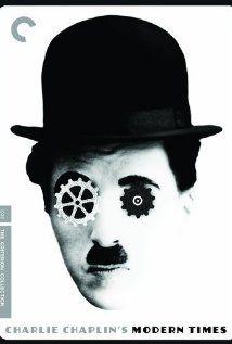Modern Times -- written by Charles Chaplin
