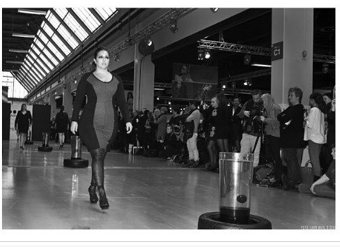 Carmakoma runway show in Copenhagen