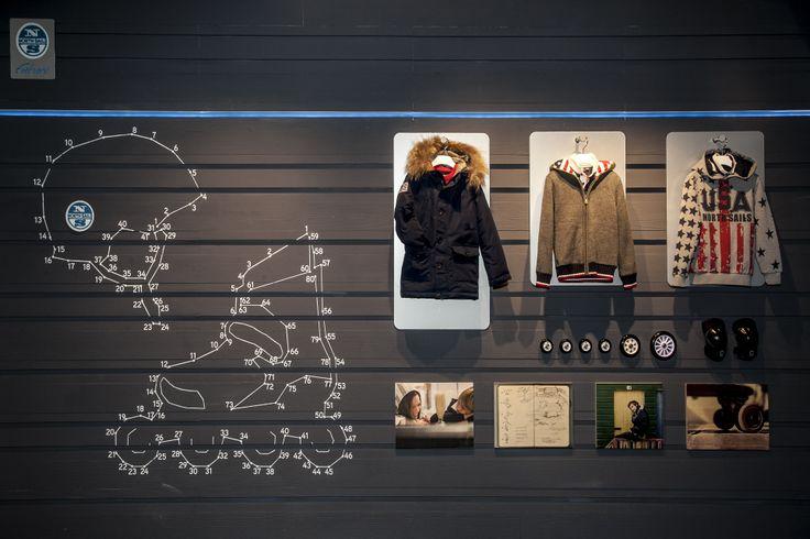 #North #Sails #Pitti #Immagine #Kids #2014 #2015 #Fall #Winter #Collection #Future #Bimbo #Jackets #stand