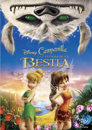 Campanilla y la leyenda de la bestia - Enlace al catálogo: http://benasque.aragob.es/cgi-bin/abnetop?ACC=DOSEARCH&xsqf99=769006