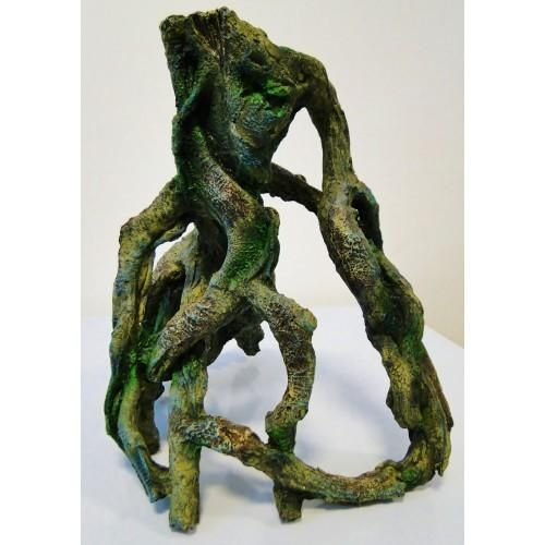 Large twisted tree root driftwood aquarium fish tank for Aquarium wood decoration