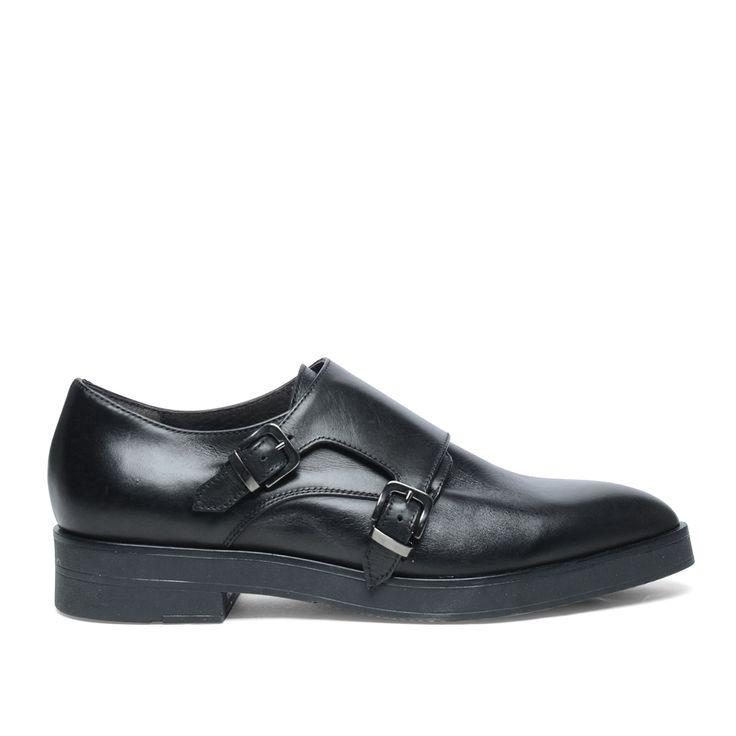 Monk shoes zwart