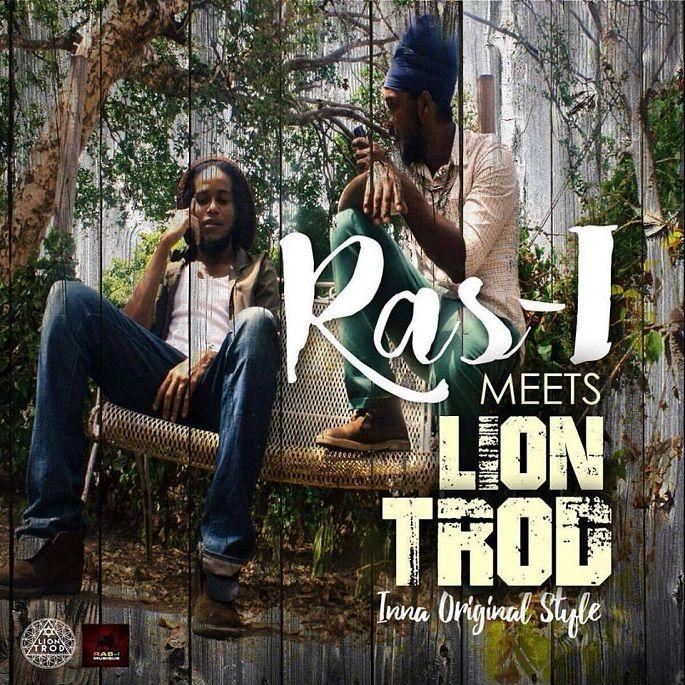Ras-I meets Lion Trod - Inna Original Style  #InnaOriginalStyle #LionTrod #LionTrod #LionTrodmixtape #RasI #RasI #Ras-Imixtape