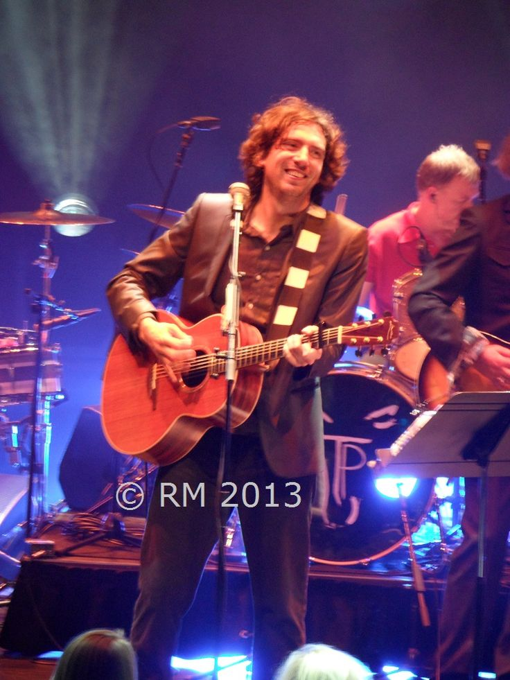 Gary Lightbody (Tired Pony), London, 14-09-2013