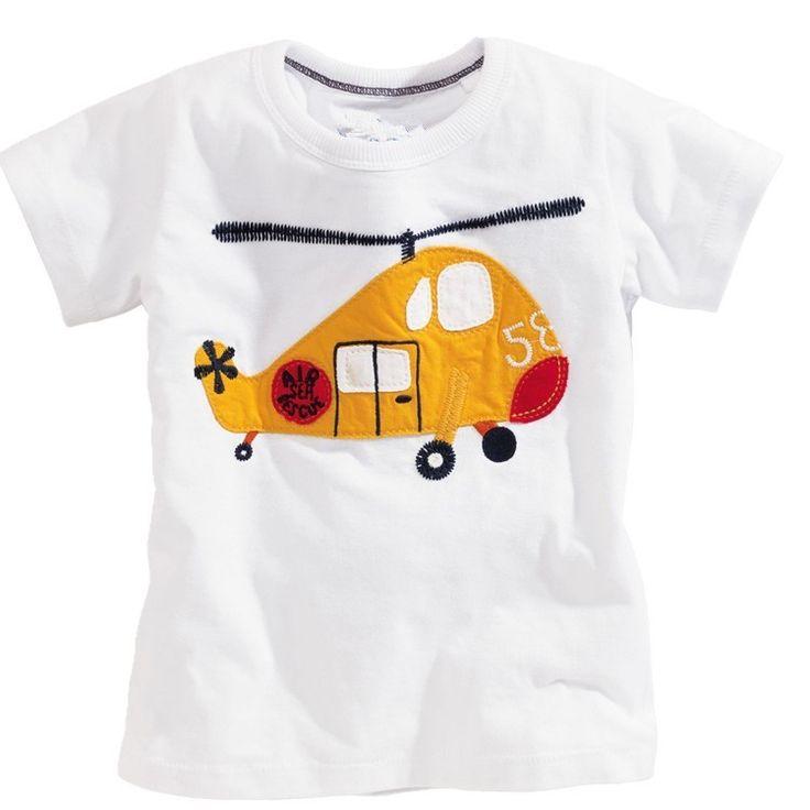Nueva camiseta de los muchachos Ropa de Bebé niño Verano camisetas camisetas de Algodón de Dibujos Animados dinosaurio de camiones coches tops bebé ropa de los cabritos moda en Camisetas de La madre y Los Niños en AliExpress.com   Alibaba Group