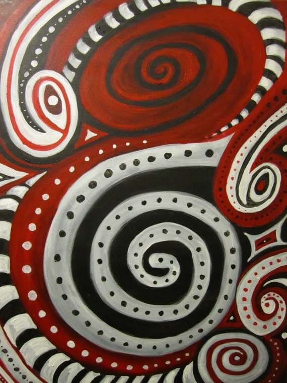 New Zealand Maori Art by MatthewZKessler