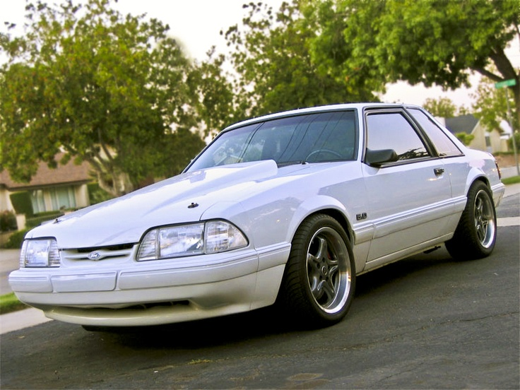 1992 ford mustang 50 D one of my favorite body styles too