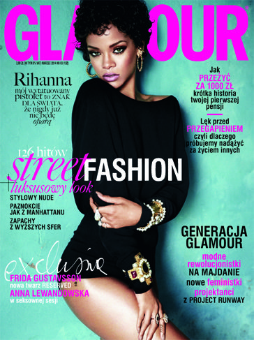 Glamour 3/14
