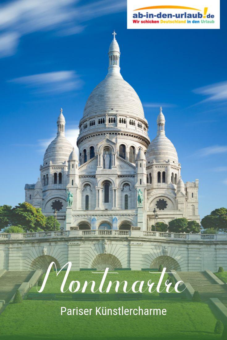 ❤ Montmartre in Paris ❤