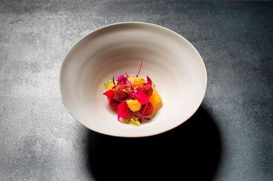 Atsushi Tanaka, Parisian Chef - Framboise, Rose...