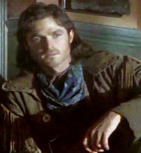 Eric Close as Vin Tanner in MAGNIFICENT Seven!