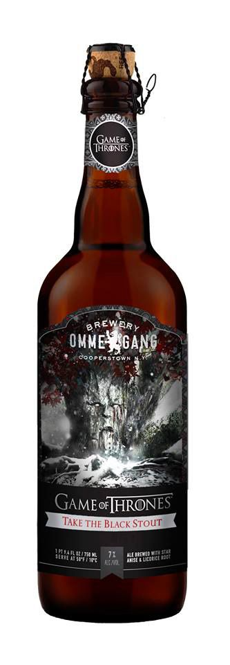 Bouteille Edition Limitée : Game of Thrones