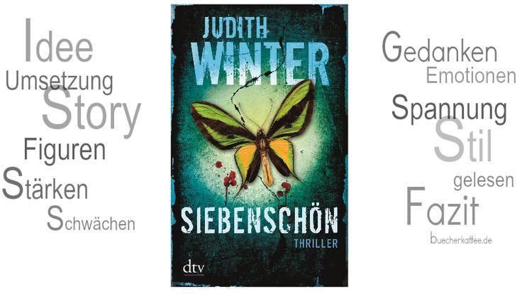 BücherKaffee: Rezension || Siebenschön | Judith Winter