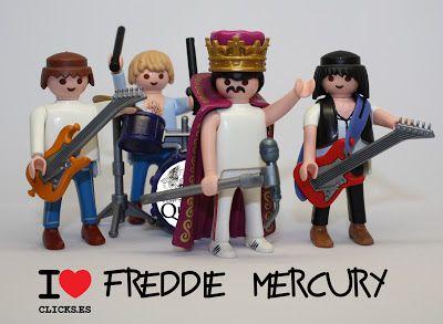 I love Freddy Mercury Queen