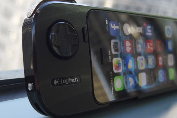 Logitech'ten iOS'a Oyun Dopingi